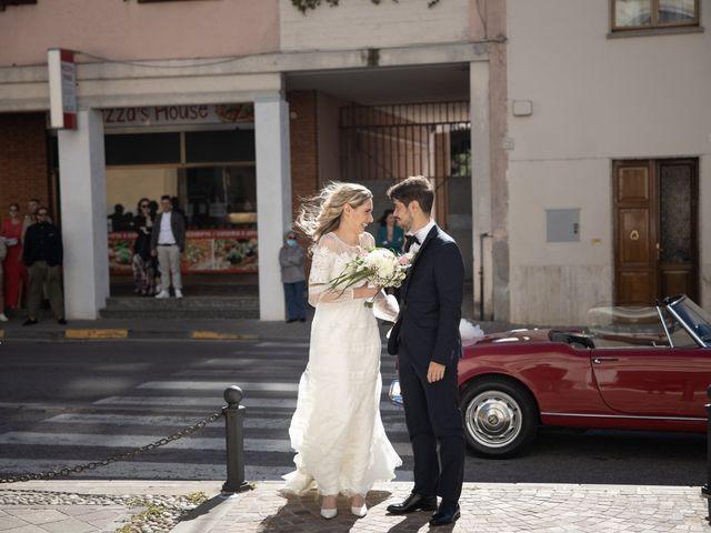 Il matrimonio di Linda e Diego a Passirano, Brescia 10