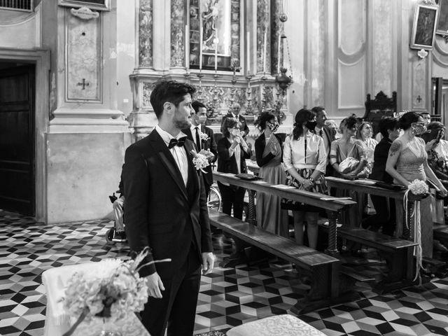 Il matrimonio di Linda e Diego a Passirano, Brescia 11