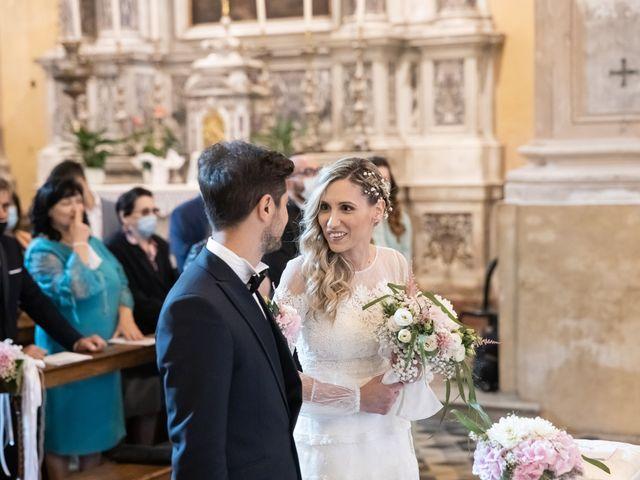 Il matrimonio di Linda e Diego a Passirano, Brescia 13