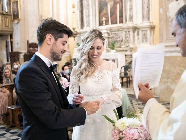 Il matrimonio di Linda e Diego a Passirano, Brescia 14