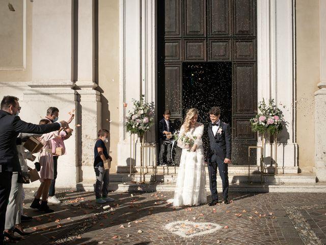 Il matrimonio di Linda e Diego a Passirano, Brescia 15