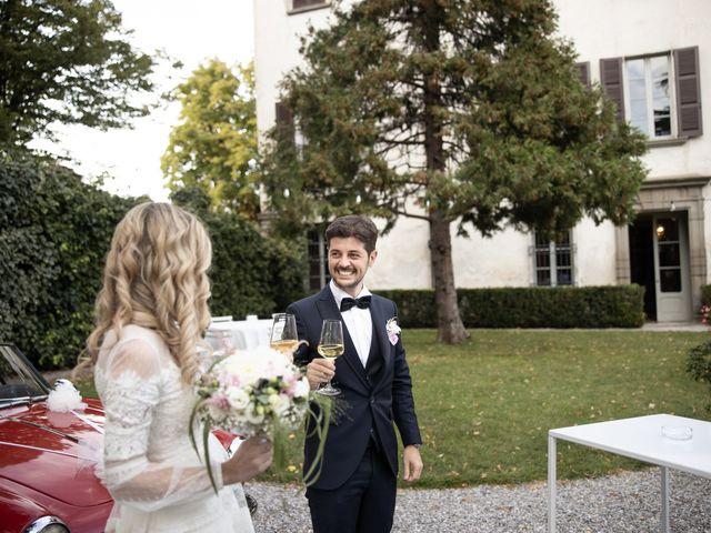 Il matrimonio di Linda e Diego a Passirano, Brescia 19