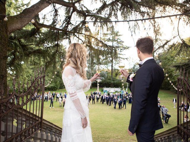 Il matrimonio di Linda e Diego a Passirano, Brescia 20