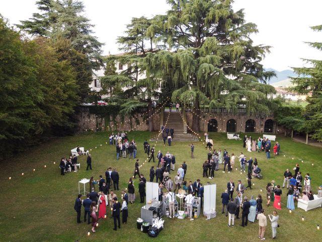 Il matrimonio di Linda e Diego a Passirano, Brescia 22