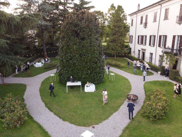 Il matrimonio di Linda e Diego a Passirano, Brescia 23