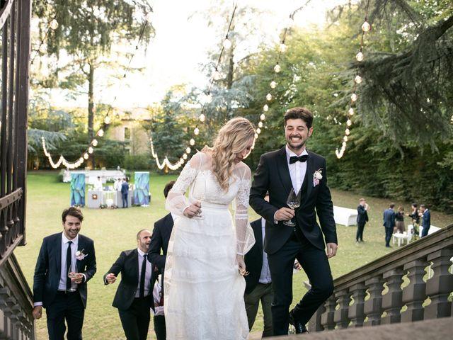 Le nozze di Diego e Linda