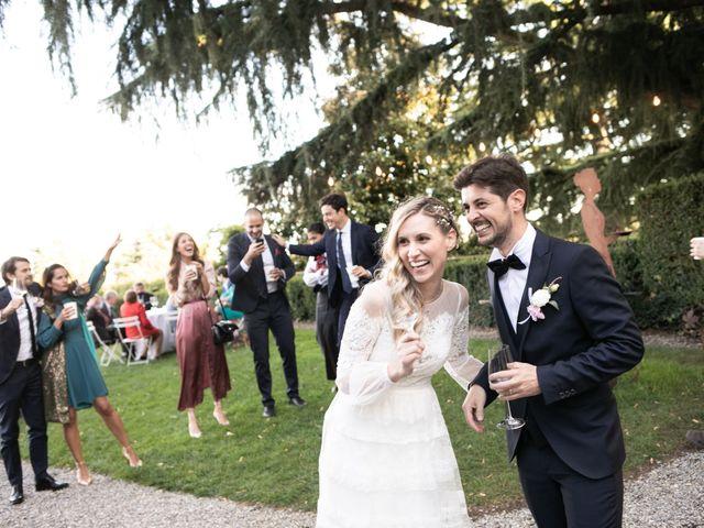 Il matrimonio di Linda e Diego a Passirano, Brescia 26