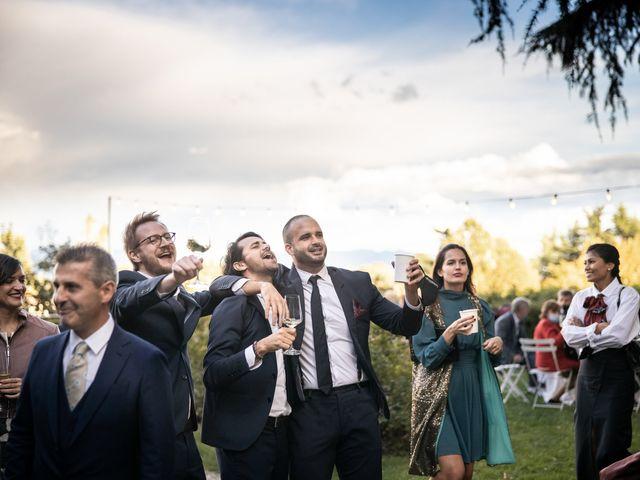 Il matrimonio di Linda e Diego a Passirano, Brescia 27