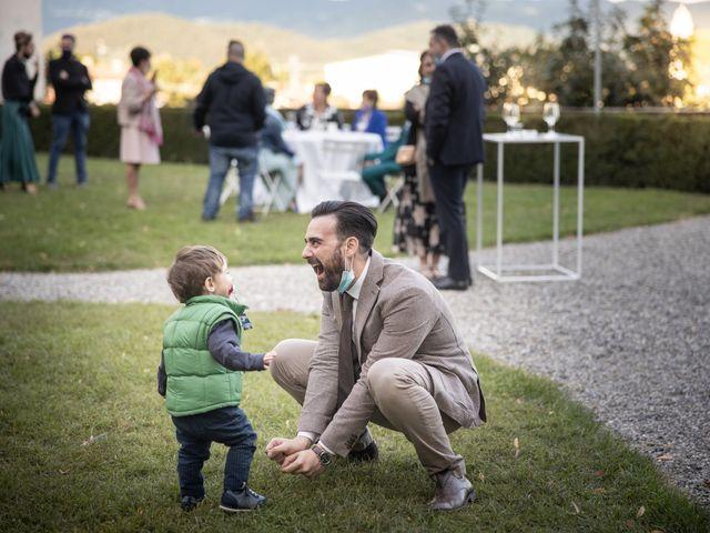 Il matrimonio di Linda e Diego a Passirano, Brescia 29