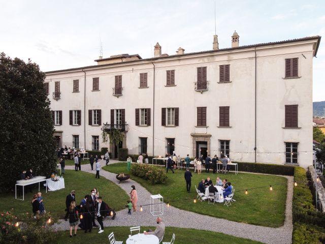 Il matrimonio di Linda e Diego a Passirano, Brescia 30