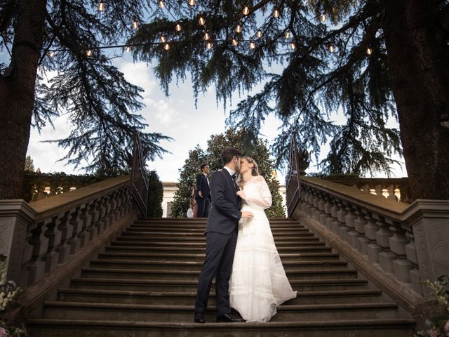Il matrimonio di Linda e Diego a Passirano, Brescia 31