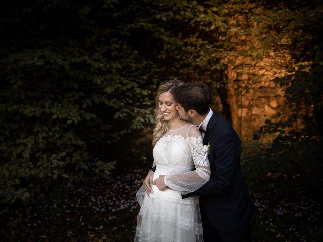 Il matrimonio di Linda e Diego a Passirano, Brescia 2