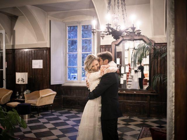 Il matrimonio di Linda e Diego a Passirano, Brescia 38