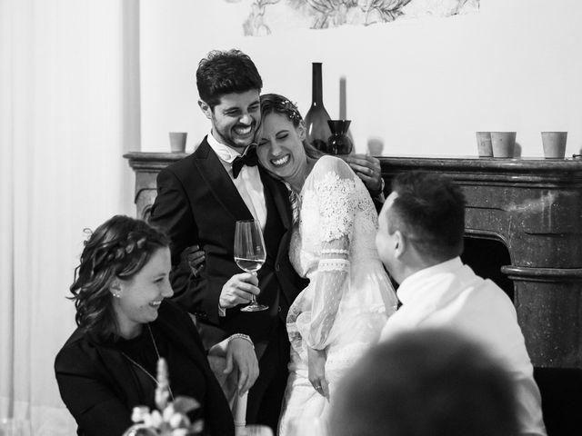 Il matrimonio di Linda e Diego a Passirano, Brescia 39