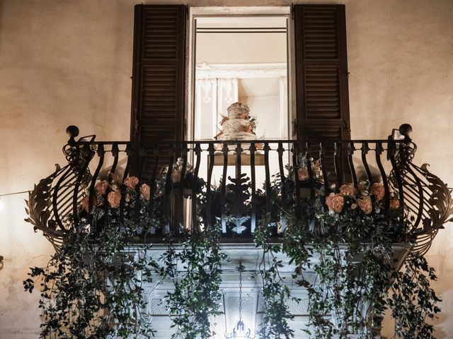 Il matrimonio di Linda e Diego a Passirano, Brescia 40