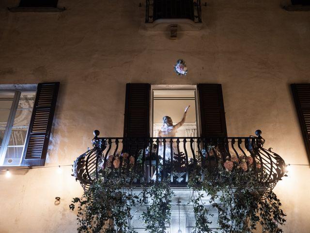 Il matrimonio di Linda e Diego a Passirano, Brescia 41