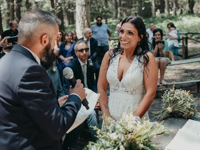 Il matrimonio di Giada e Pierpaolo a Linguaglossa, Catania 15