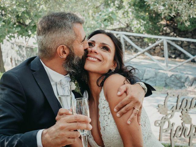 Il matrimonio di Giada e Pierpaolo a Linguaglossa, Catania 28