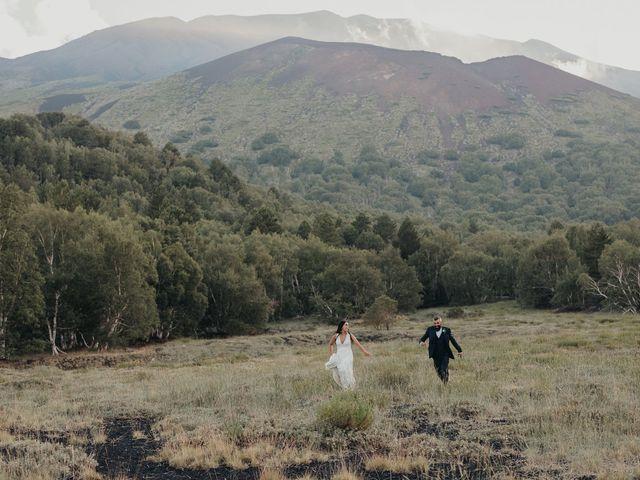 Il matrimonio di Giada e Pierpaolo a Linguaglossa, Catania 30