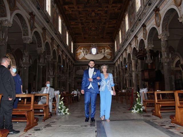 Il matrimonio di Simone e Denise a Roma, Roma 11