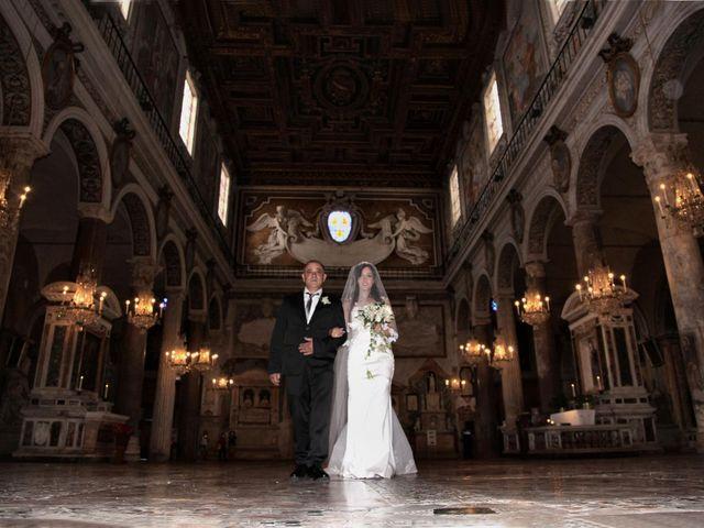 Il matrimonio di Simone e Denise a Roma, Roma 13