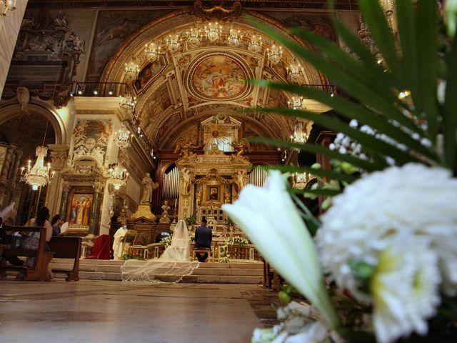 Il matrimonio di Simone e Denise a Roma, Roma 15