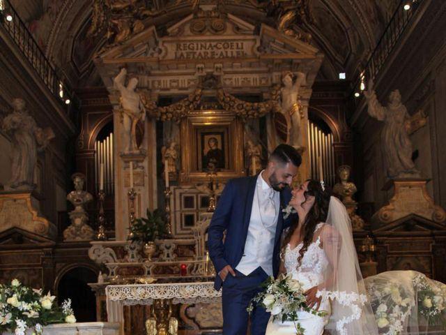 Il matrimonio di Simone e Denise a Roma, Roma 16