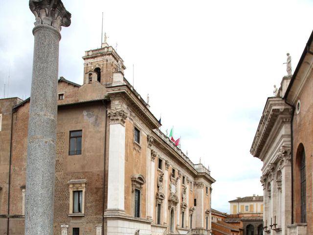 Il matrimonio di Simone e Denise a Roma, Roma 19