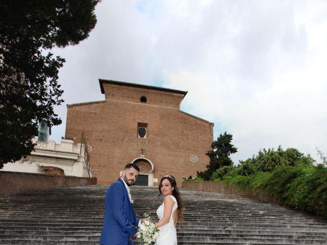 Il matrimonio di Simone e Denise a Roma, Roma 22