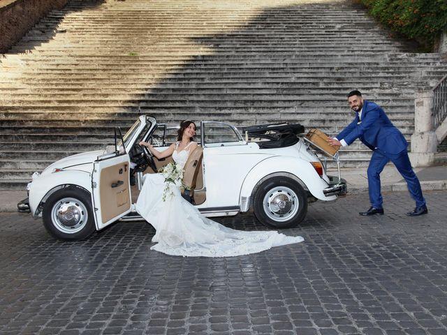 Il matrimonio di Simone e Denise a Roma, Roma 28