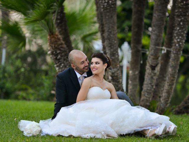 Il matrimonio di Filippo e Antonella a San Giovanni Rotondo, Foggia 1