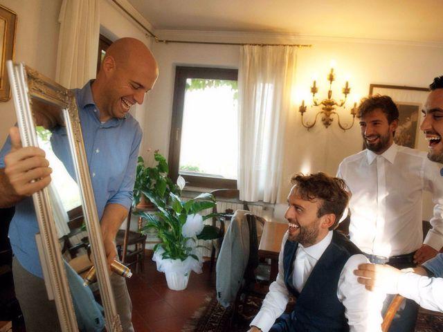 Il matrimonio di Mattia e Giulia a Pazzon, Verona 7