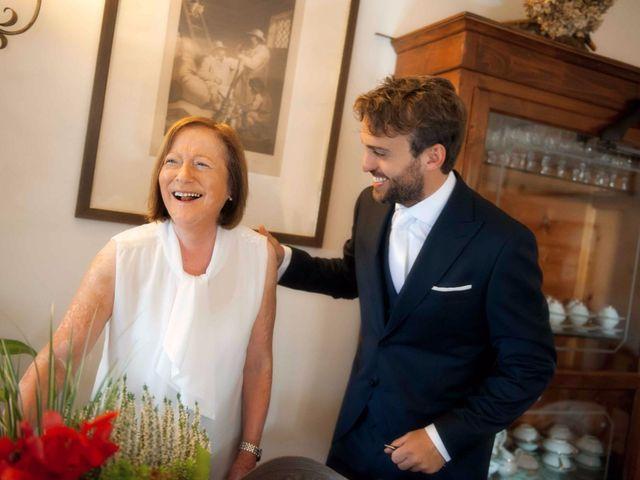 Il matrimonio di Mattia e Giulia a Pazzon, Verona 8