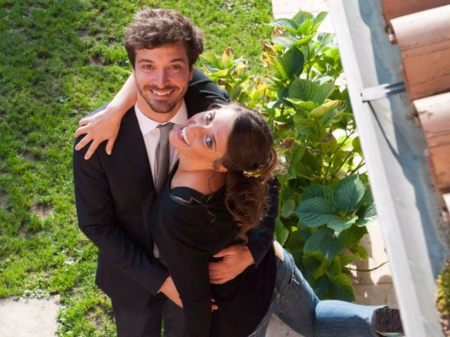 Il matrimonio di Mattia e Giulia a Pazzon, Verona 10