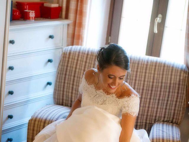 Il matrimonio di Mattia e Giulia a Pazzon, Verona 13