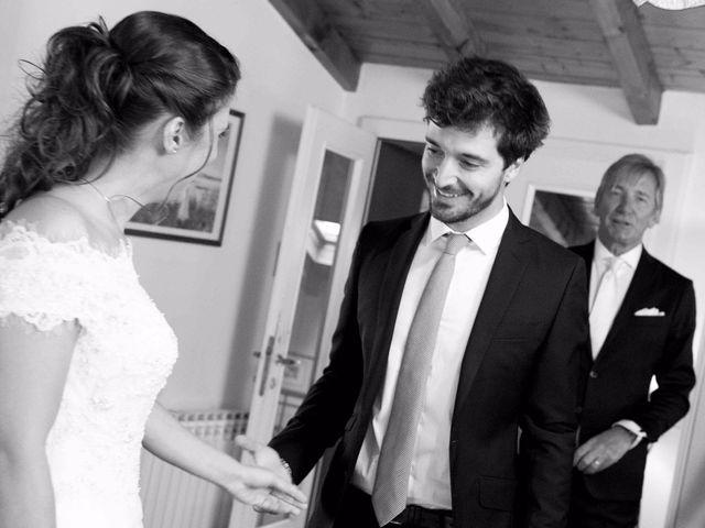 Il matrimonio di Mattia e Giulia a Pazzon, Verona 15