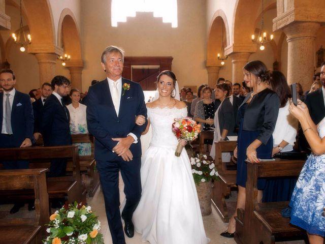 Il matrimonio di Mattia e Giulia a Pazzon, Verona 16