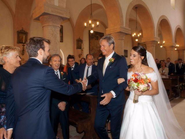 Il matrimonio di Mattia e Giulia a Pazzon, Verona 17