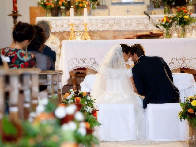 Il matrimonio di Mattia e Giulia a Pazzon, Verona 18