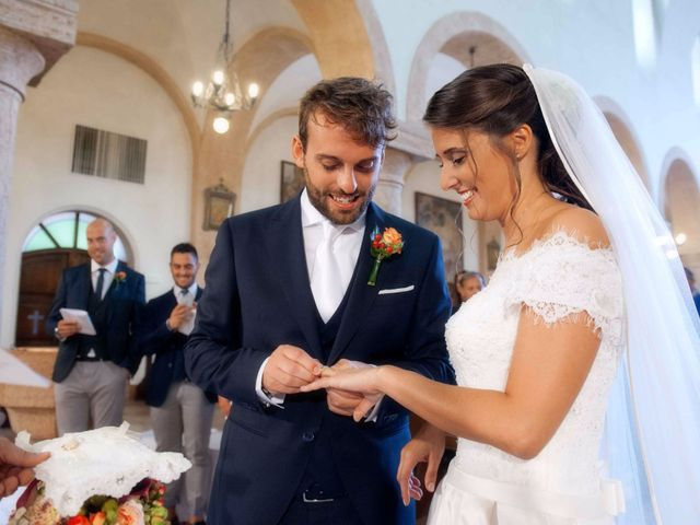 Il matrimonio di Mattia e Giulia a Pazzon, Verona 19