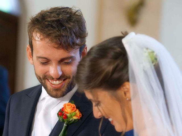 Il matrimonio di Mattia e Giulia a Pazzon, Verona 20