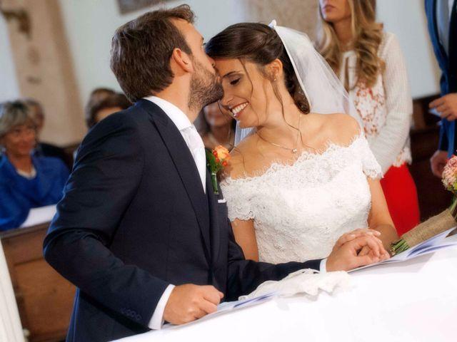 Il matrimonio di Mattia e Giulia a Pazzon, Verona 21