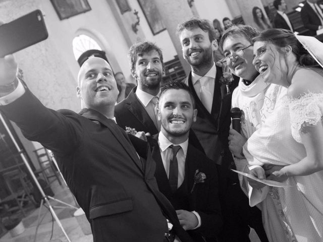 Il matrimonio di Mattia e Giulia a Pazzon, Verona 24