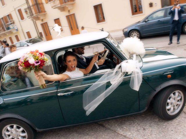 Il matrimonio di Mattia e Giulia a Pazzon, Verona 26