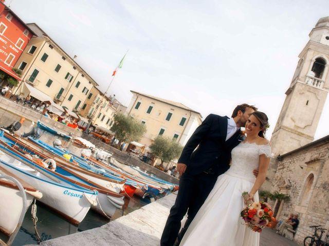 Il matrimonio di Mattia e Giulia a Pazzon, Verona 28