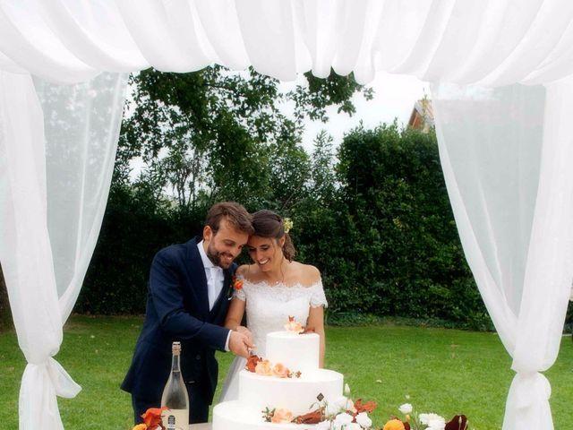 Il matrimonio di Mattia e Giulia a Pazzon, Verona 36