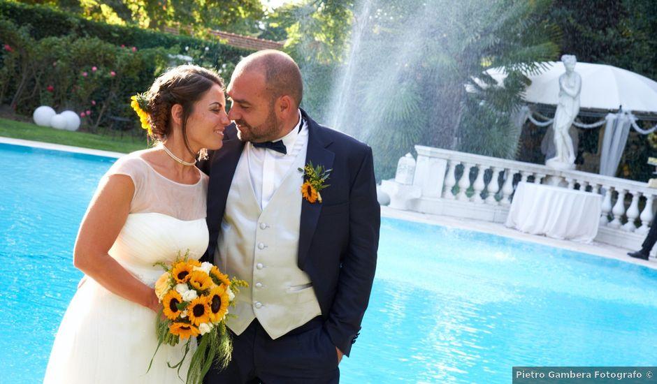 Il matrimonio di Vincenzo e Giovanna a Magnago, Milano
