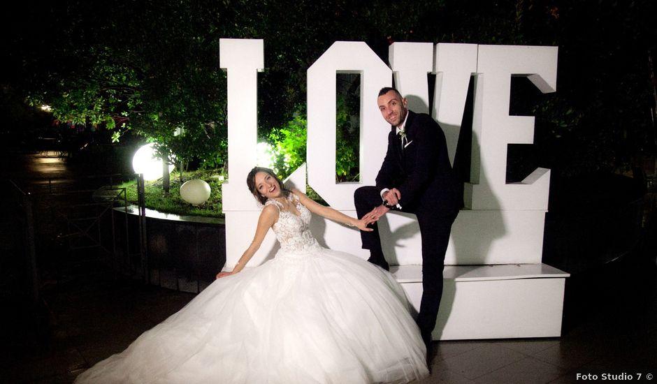 Il matrimonio di Fabio e Maria a Moio Alcantara, Messina