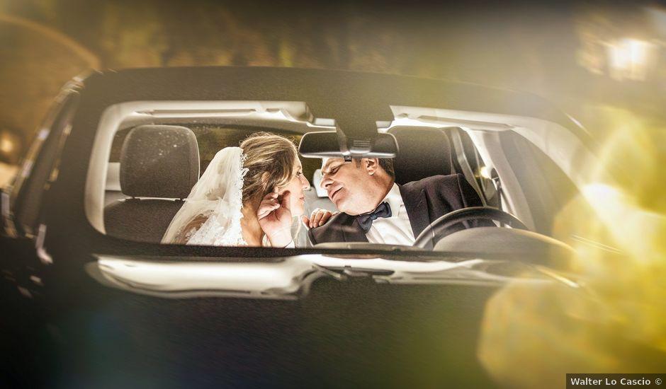 Il matrimonio di Valentina e Davide a Caltanissetta, Caltanissetta