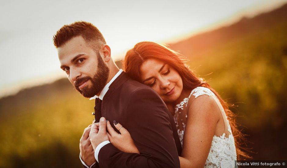 Il matrimonio di Michele e Chiara a Otranto, Lecce